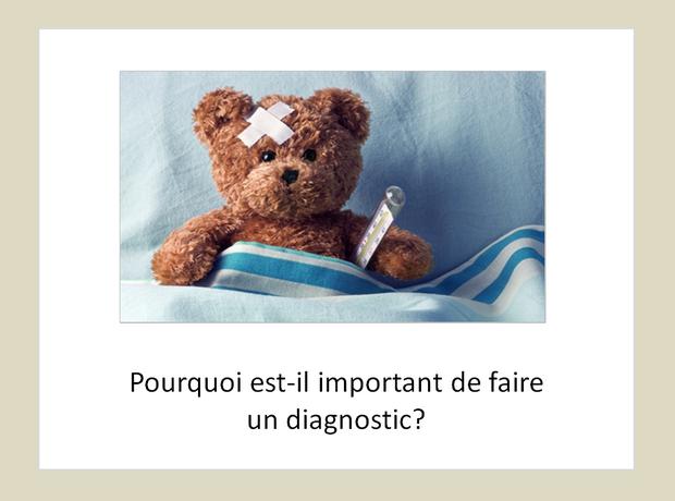 Pourquoi est-il important de faire un diagnostic dans la maladie d'Alzheimer ?