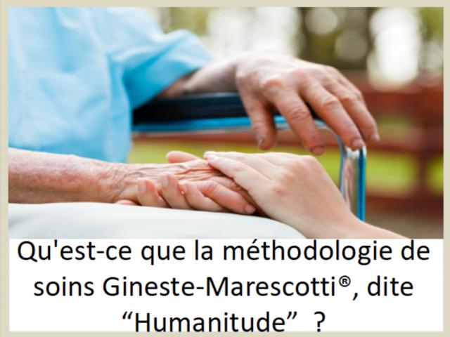 """Qu'est-ce que la méthodologie de soins Gineste-Marescotti®, dite """"Humanitude"""" ?"""
