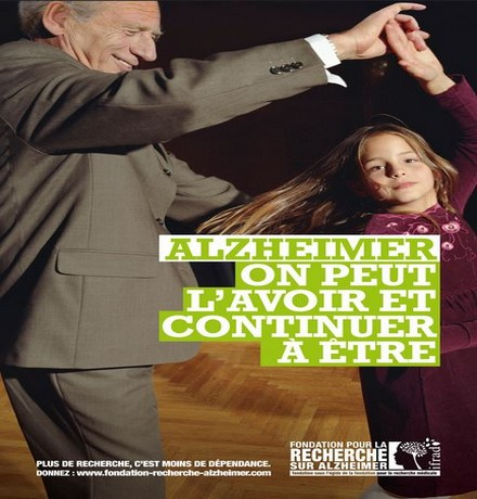 Une campagne pour Alzheimer