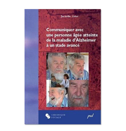 Communiquer avec une personne âgée atteinte de la maladie d'Alzheimer à un stade avancé