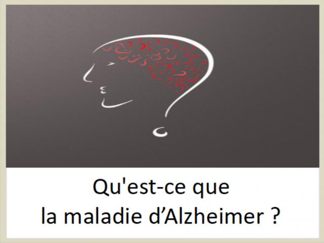 Qu'est-ce que la maladie d'Alzheimer ?